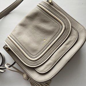 KATE SPADE Rianne Pratt Street Leather Crossbody